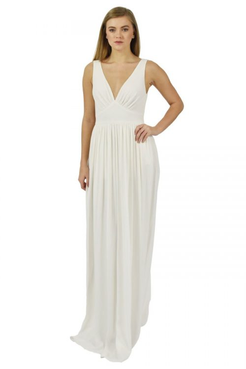 Floaty casual smart maxi dress form Petriiski collection for your